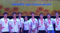 National Student Olympiad 2018