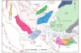 Petrographic Characteristics and Depositional Environment Evolution of Middle Miocene Sediments in