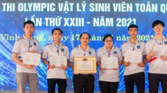 The 23rd National Student Physics Olympiad